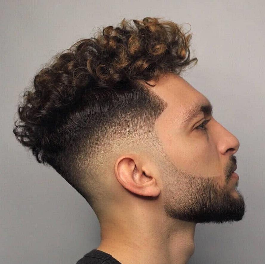 Ganz kurze haare stylen männer